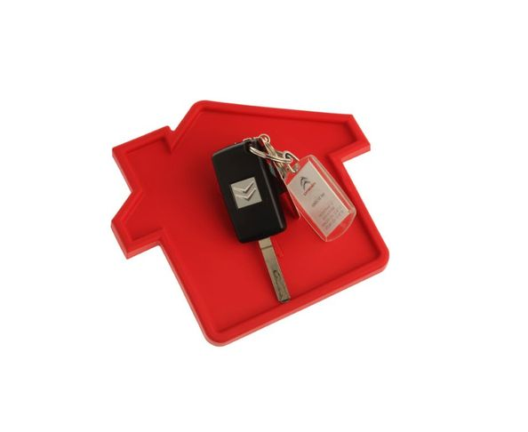 Vide poche rouge - House keys red