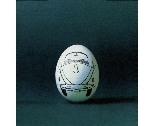 PLUS DISPO Affiche Beetle Egg - Tirage argentique  - Image Républic