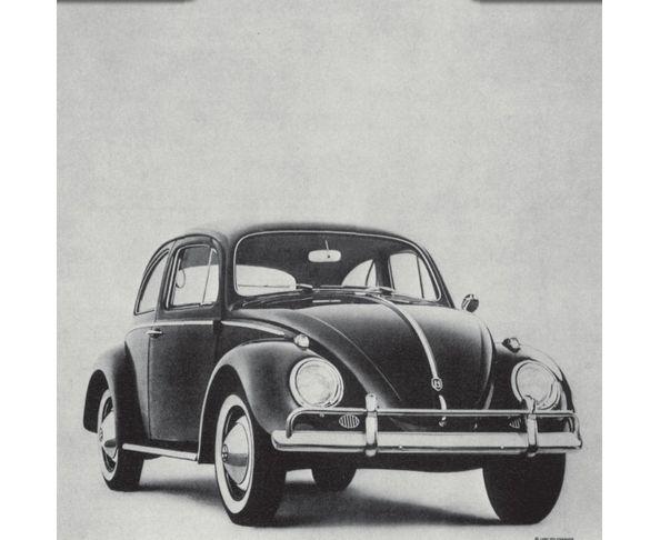 Affiche Beetle 2 - Lemon - Tirage argentique - Image Républic