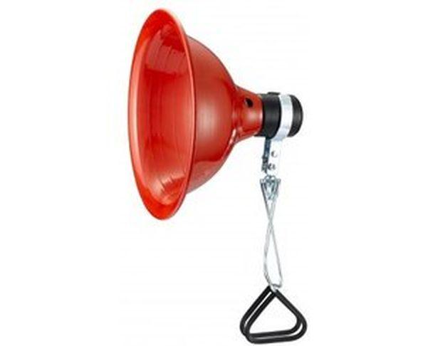 Clip Lampe à Pince Rouge - Muno