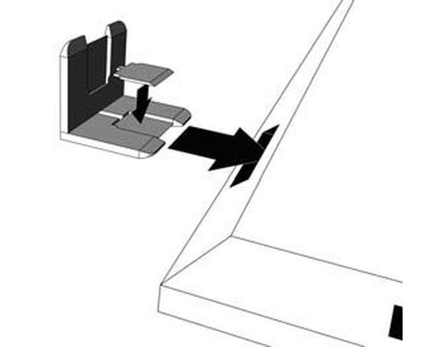 Système Qubing Clip d'assemblage