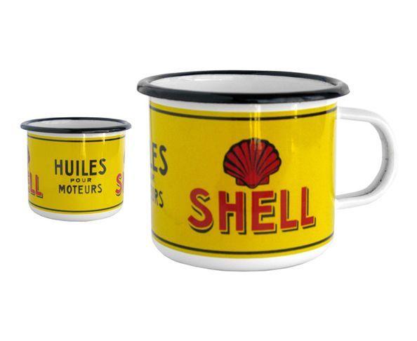 Shell - Mug émaillé