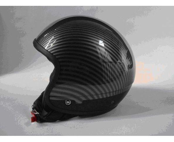 Coque de casque Carbone