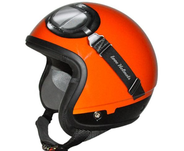 Coque de casque Lovemax Orange