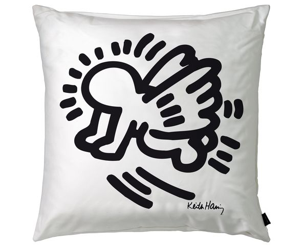 Coussin Keith Haring Baby Angel - Creativando
