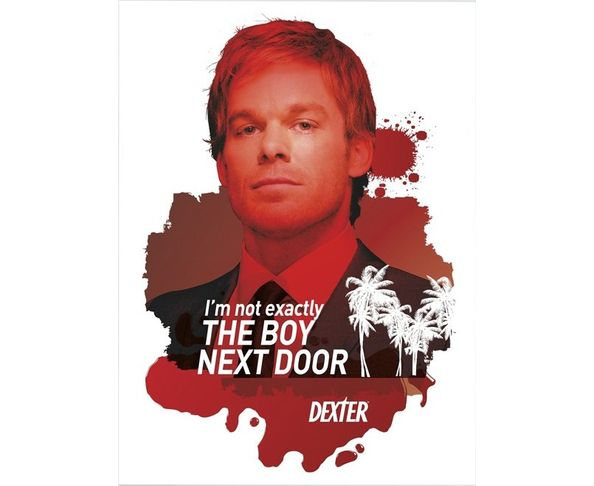 PLUS DISPO Affiche Dexter - The Boy Next Door - Tirage argentique - Image Republic
