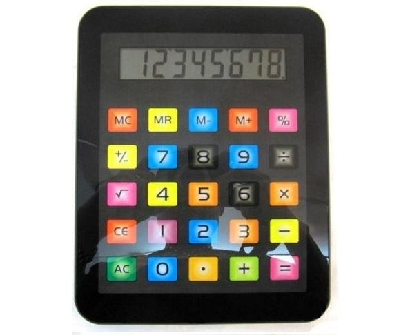 Calculatrice iPad Calcupad
