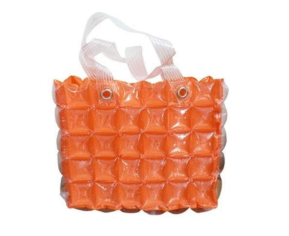 Sac gonflable Airbag orange