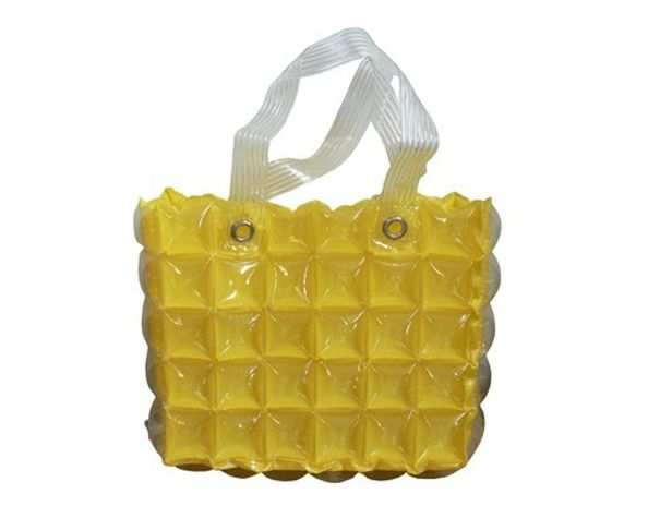 Sac gonflable Airbag jaune