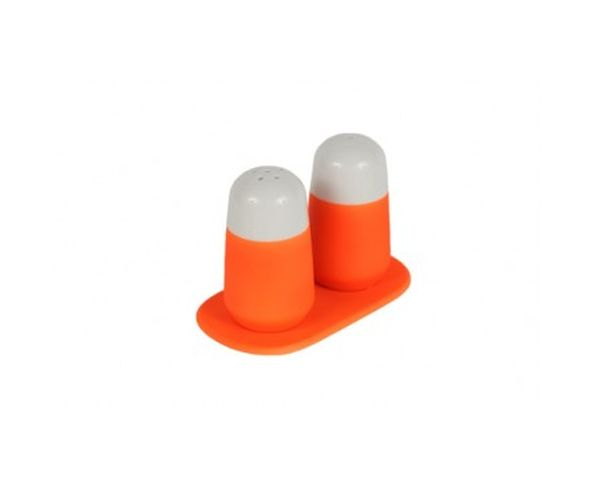 Fluo Salt & Pepper orange - La Tête au Cube