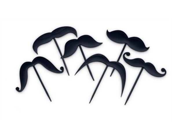 Pic apéritif Moustache