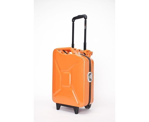 Valise Jerrican Diesel Orange