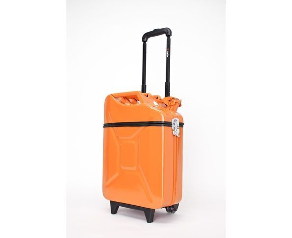 Valise Jerrican Fuel Orange