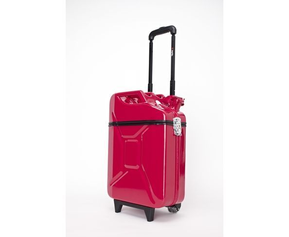 Valise Jerrican Fuel Rouge