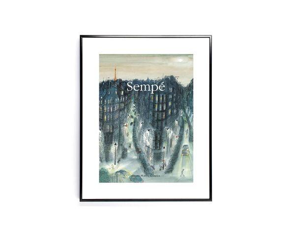 Affiche Sempe QuartierDeNuit  - Tirage argentique - Image Republic