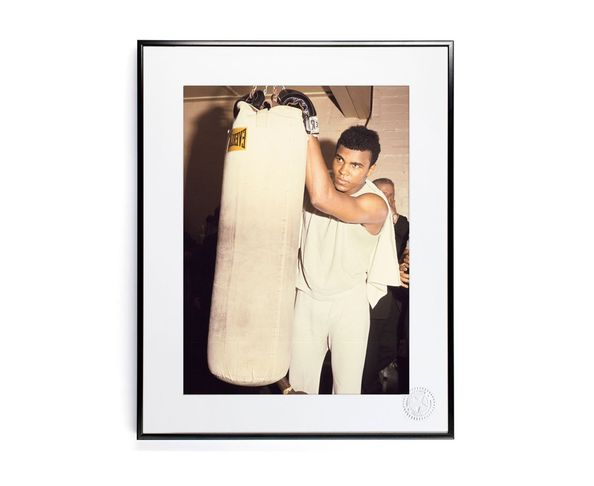 30x40 cm Photos D'art & D'archives MOHAMED ALI SAC - Tirage Argentique - Image Republic