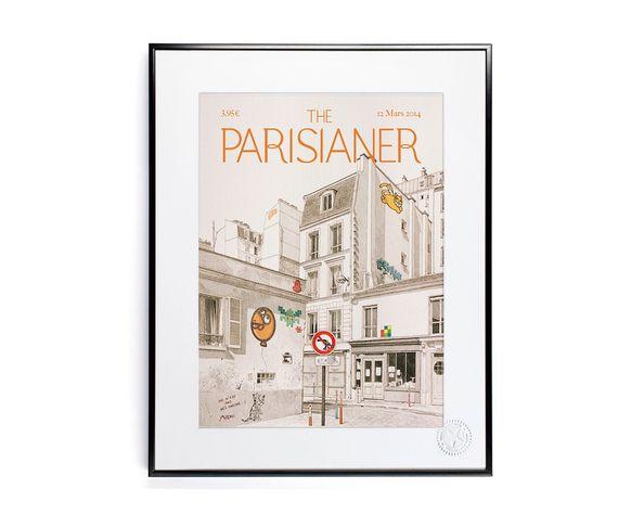 30x40 cm The Parisianer N12 MIGNON - Tirage Argentique - Image Republic