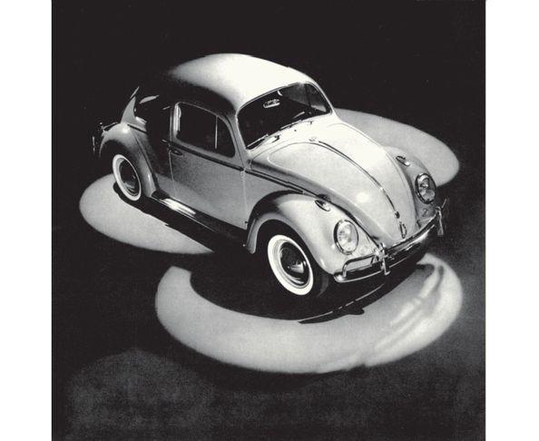 Affiche Beetle 1 - 51 to 62 - Tirage argentique - Image Réplublic
