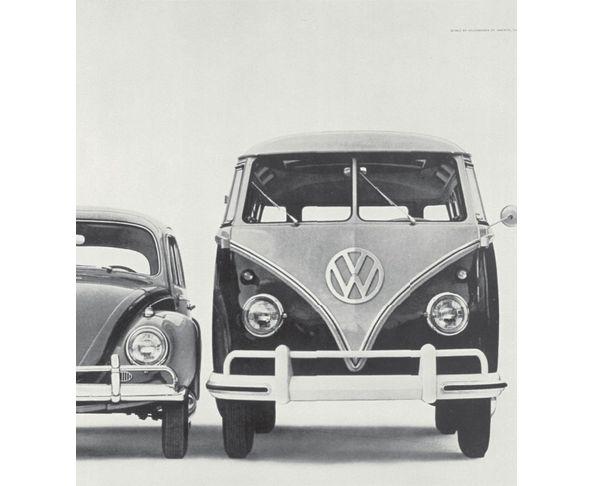 Affiche Beetle 5 - Think Tall  - Tirage argentique - Image Républic