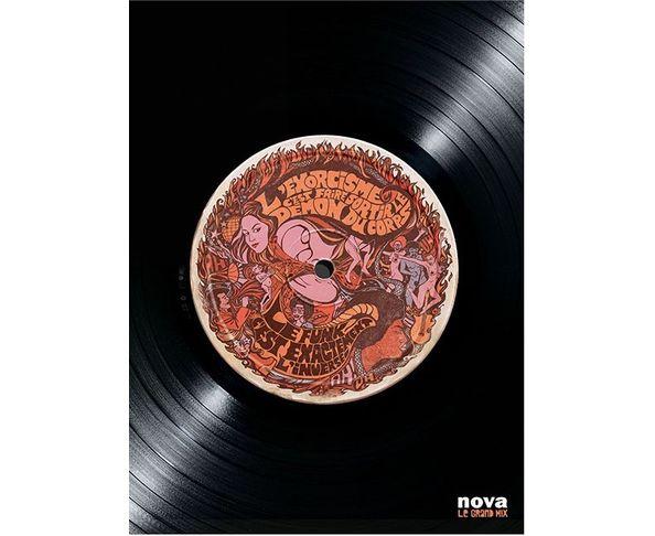 Affiche Nova - Funk  - Tirage argentique - Image Republic
