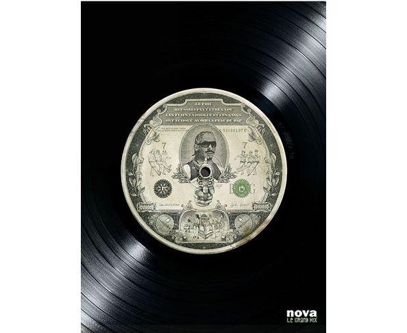 Affiche Nova - Rap  - Tirage argentique - Image Republic