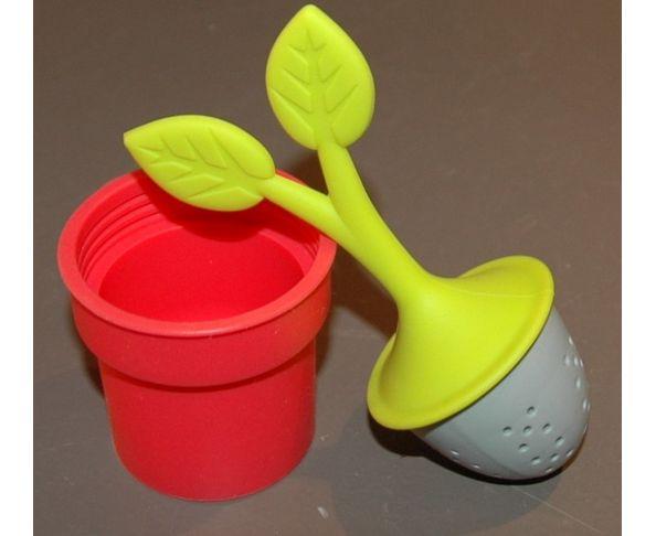 Infuseur à thé - arbre à thé vert