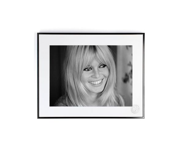 30x40 cm Photos D'art & D'archives BARDOT PORTRAIT - Tirage Argentique - Image Republic