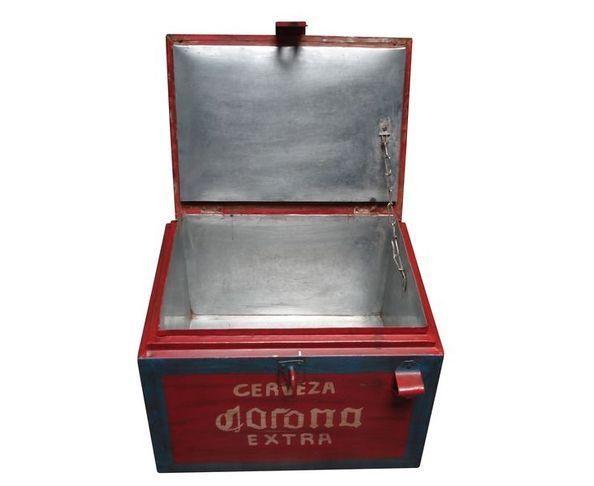 Glacière Corona vintage