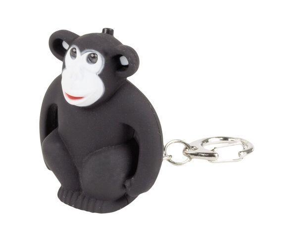 Porte-clés Singe Ouh ouh ah ah LED