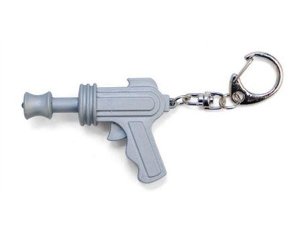 Porte-clés pistolet de l'espace - laser LED