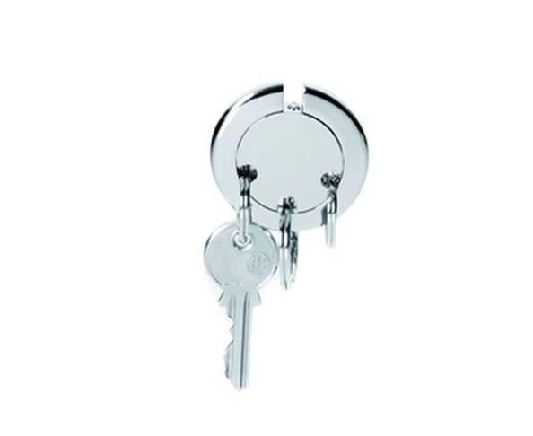Porte-clés disque DISK de Troika