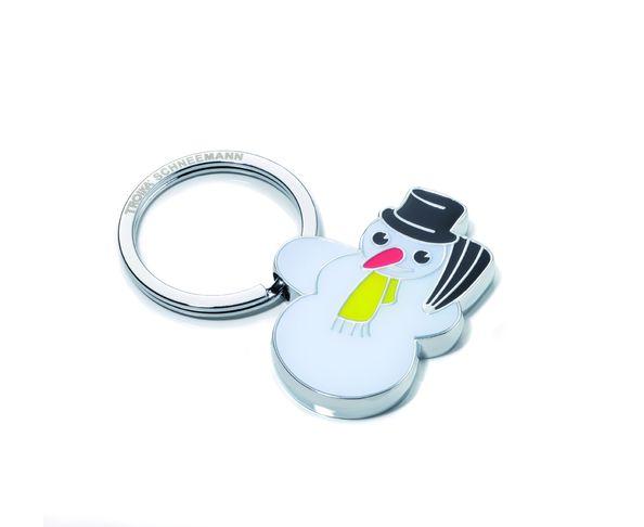 Porte-clés Troika - Bonhomme de neige