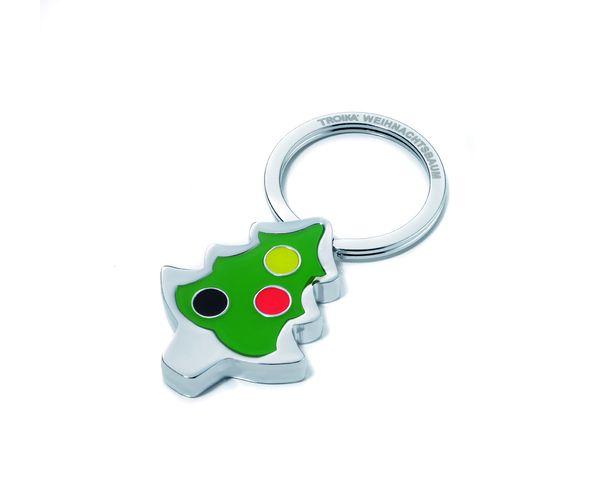 Porte-clés Troika - Sapin de noël
