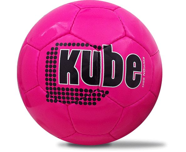 Ballon de foot Pink Ball - KUBE
