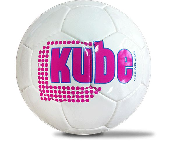 Ballon de foot White Ball - KUBE