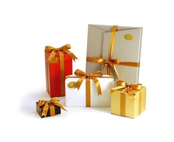 Chandelier Cadeau blanc La Corbeille Edition