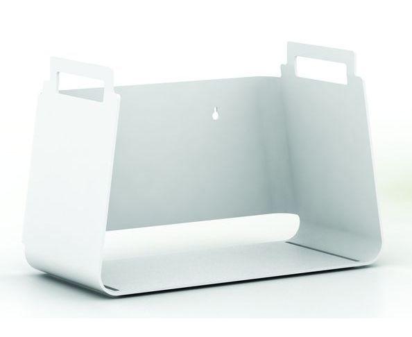 Porte revues Vasu blanc COVO