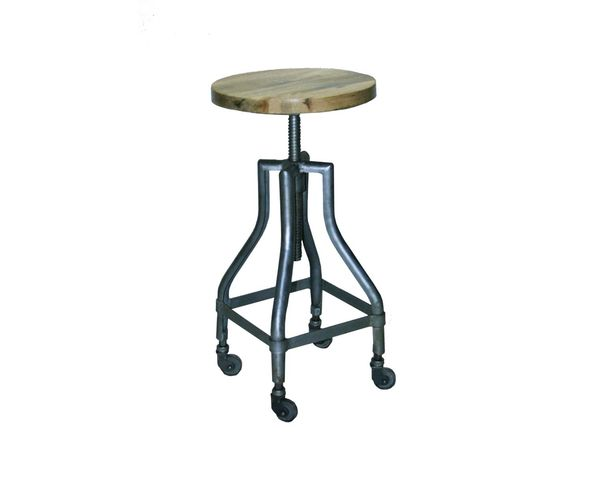 tabourets de bar originaux et industriels tabouret de. Black Bedroom Furniture Sets. Home Design Ideas