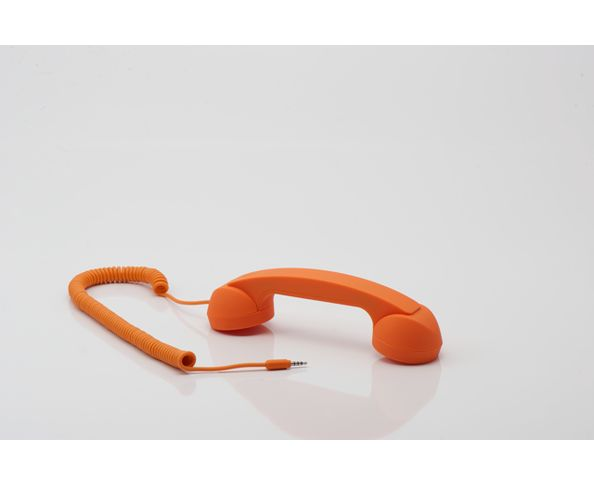 Moshi Moshi Pop Phone - Orange - Native Union