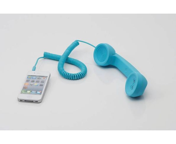 Moshi Moshi Pop Phone - Bleu ciel - Native Union