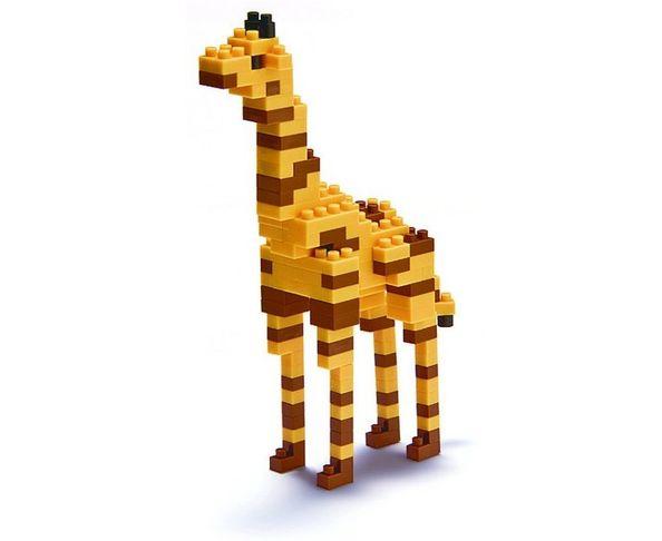Nanoblock Girafe