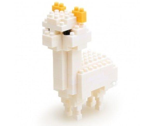 Nanoblock Lama