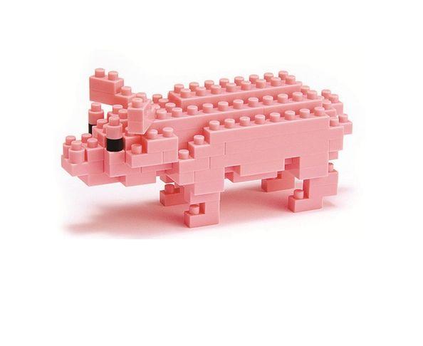 Nanoblock Cochon