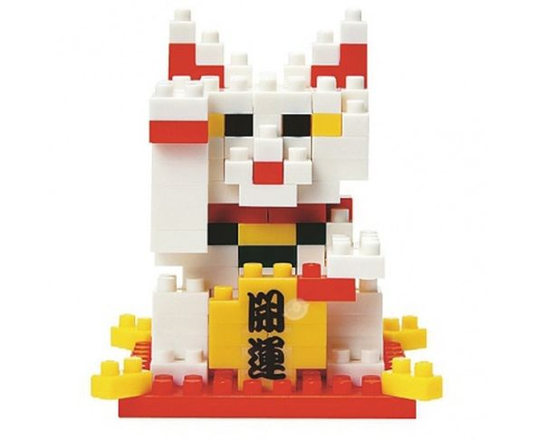 Nanoblock Chat Fortune