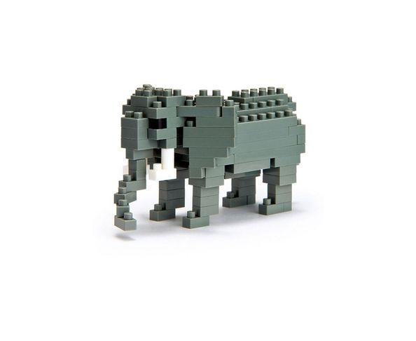 Nanoblock Éléphant