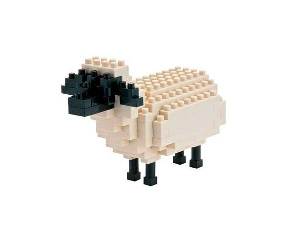 Nanoblock Mouton