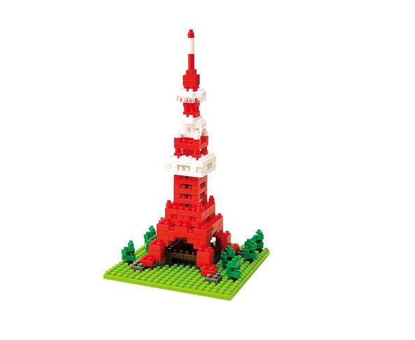 Nanoblock Monument Tour de Tokyo