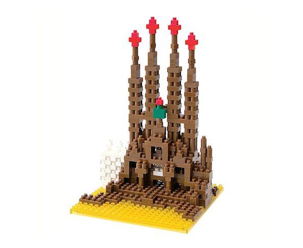 Nanoblock Monument Sagrada Familia
