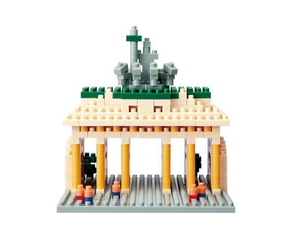 Nanoblock Monument Brandenburger