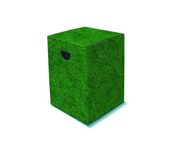 Tabouret carton Remember Grasshopper
